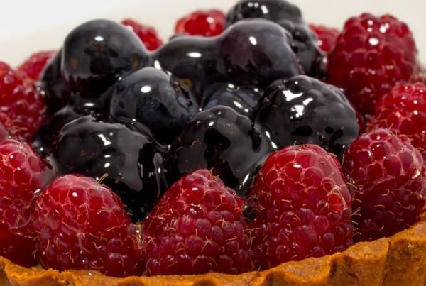 Le petit tartalet de fruits de temporé